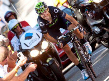 Vuelta a Espana : Valverde sẵn sàng cho cuộc đua