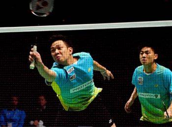 Malaysia Open 2014 : Koo Kien Keat/Tan Boon Heong thất bại