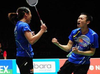 Chung Kết Korea Open 2104 : Zhang Nan/Zhao Yunlei lên ngôi