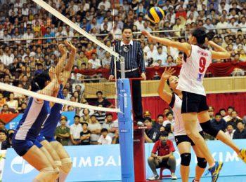 SEA Games 27 : Danh sách tuyển bóng chuyền nữ Việt Nam