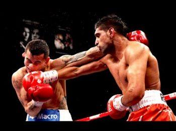 Amir Khan vs Marcos Maidana – Highlight (Tốc độ so với sức mạnh)