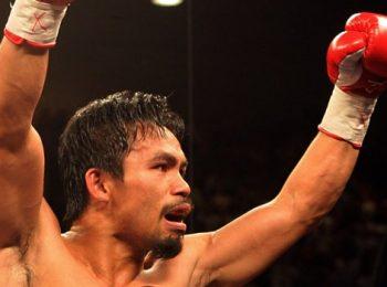 Manny Pacquiao làm nên lịch sử tại Las Vegas