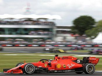 Bộ đôi của đội đua Ferrari tự tin trước vòng đua tại Đức