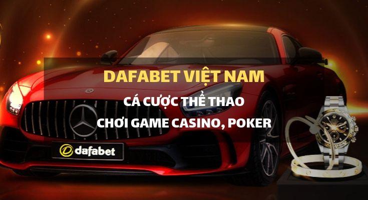 3 bước mở tài khoản Dafabet Cá cược thể thao, chơi game Casino và Poker