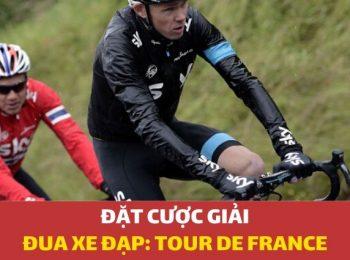 Cá cược Đua xe đạp: Tỷ lệ cược giải Tour De France 2020
