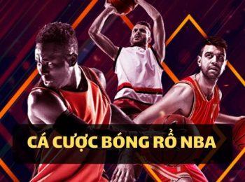 Cá cược bóng rổ NBA: giới thiệu cách đặt cược dễ nhất!