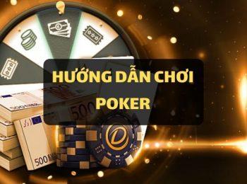 Hướng dẫn chơi Poker tại Dafabet trên website & ứng dụng di động