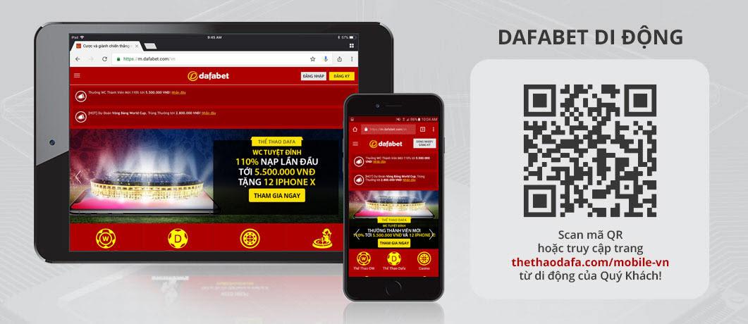 trang web dafabet