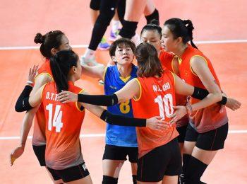 Danh sách cầu thủ và lịch thi đấu của bóng chuyền Việt Nam tại SEA Games 30