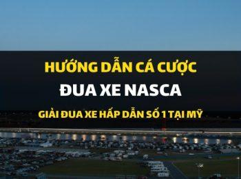 Dafabet hướng dẫn cá cược: Đặt cược giải đua xe Nascar Mỹ?