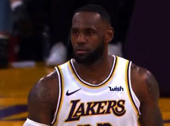 Lakers đánh bại mặt trời