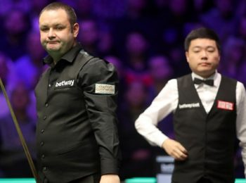Ding Junhui và Stephen Maguire tiến vào vòng tiếp theo