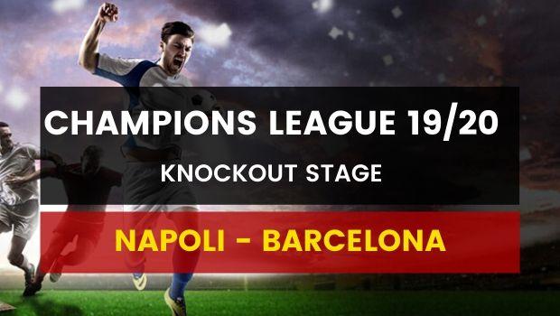 Napoli vs Barcelona (26/02)