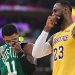 LeBron thừa nhận khó khăn khi mùa giải bóng rổ NBA bị hoãn
