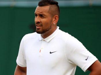 Kyrgios lên án các tay vợt khác tại Châu Âu