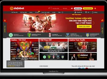 Link vào Dafabet (Máy tính + Di động) | Dafabet tặng 300k cược miễn phí