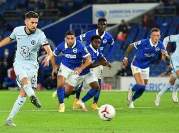 """Ra quân thắng lợi, """"The Blues"""" ghi tên mình vào lịch sử Premier League"""