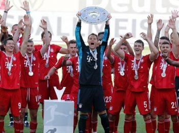 Vào Dafabet cá cược Bundesliga 2020/21: Dự đoán đội vô địch?