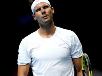 Nadal hiện sánh ngang với Roger Federer sau khi giành Grand thứ 20 trong sự nghiệp