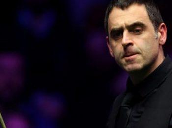 Ronnie O'Sullivan bất ngờ bị loại khỏi giải Anh mở rộng