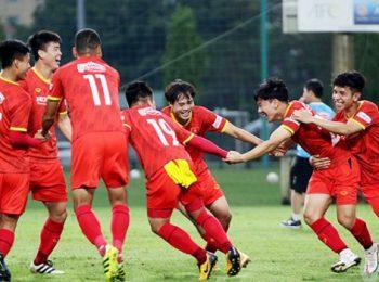 Đội tuyển bóng đá quốc gia Việt nam cầu thủ tại UAE